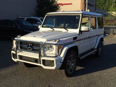 2014 Mercedes-Benz G-Class for sale at First Union Auto in Seattle WA