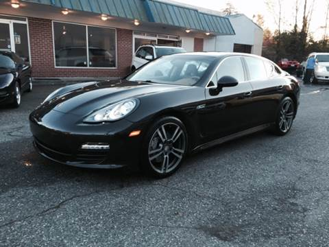 2010 Porsche Panamera for sale at First Union Auto in Seattle WA