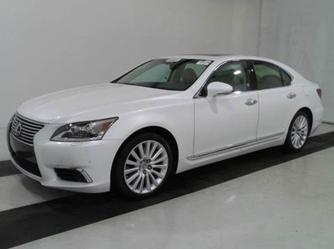 2014 Lexus LS 460 for sale at First Union Auto in Seattle WA