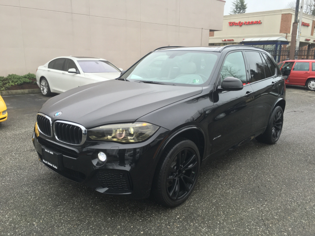 2015 BMW X5 for sale at First Union Auto in Seattle WA
