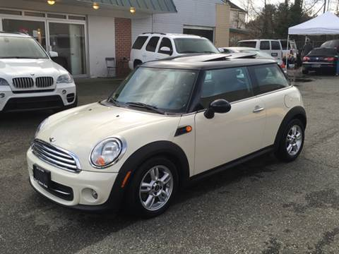 2011 MINI Cooper for sale at First Union Auto in Seattle WA