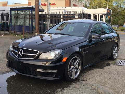 2014 Mercedes-Benz C-Class for sale at First Union Auto in Seattle WA