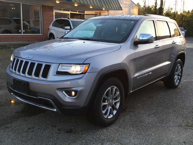 2014 Jeep Grand Cherokee for sale at First Union Auto in Seattle WA