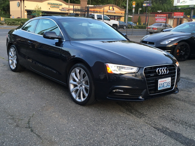 2014 Audi A5 for sale at First Union Auto in Seattle WA