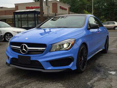 2015 Mercedes-Benz CLA for sale at First Union Auto in Seattle WA