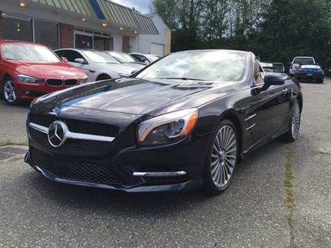 2013 Mercedes-Benz SL-Class for sale at First Union Auto in Seattle WA