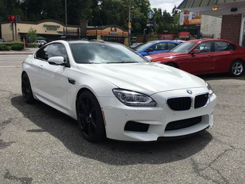 2014 BMW M6 for sale at First Union Auto in Seattle WA