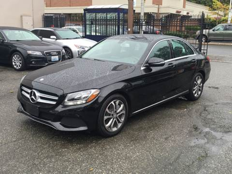 2016 Mercedes-Benz C-Class for sale at First Union Auto in Seattle WA