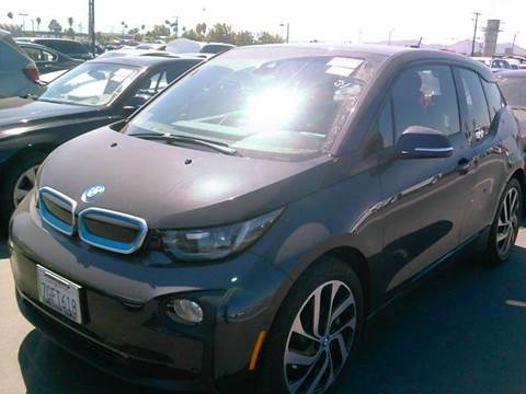 2014 BMW i3 for sale at First Union Auto in Seattle WA