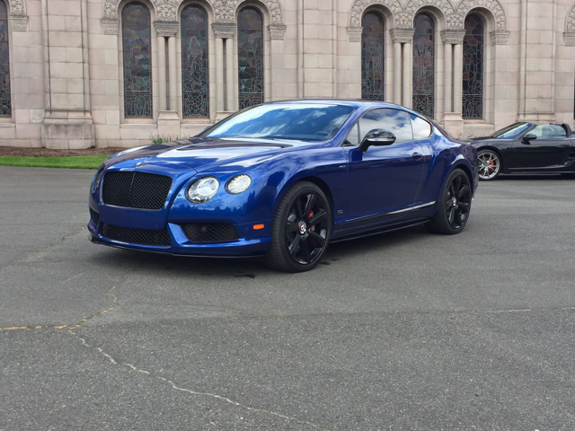 2015 Bentley Continental GT V8 S for sale at First Union Auto in Seattle WA