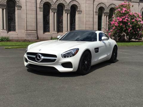 2016 Mercedes-Benz AMG GT for sale at First Union Auto in Seattle WA