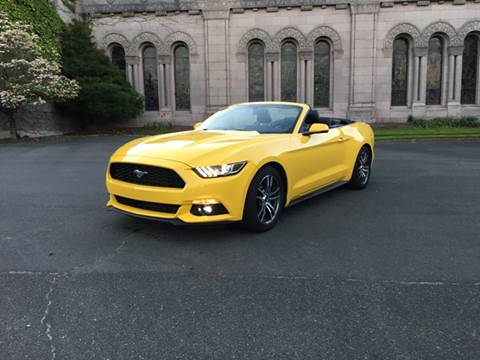 2016 Ford Mustang for sale at First Union Auto in Seattle WA
