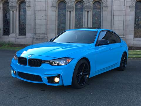 2012 BMW 3 Series for sale at First Union Auto in Seattle WA