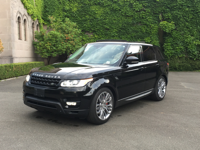 2014 Land Rover Range Rover Sport for sale at First Union Auto in Seattle WA