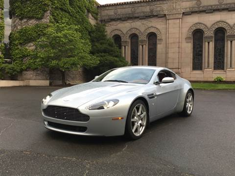 2008 Aston Martin V8 Vantage for sale at First Union Auto in Seattle WA