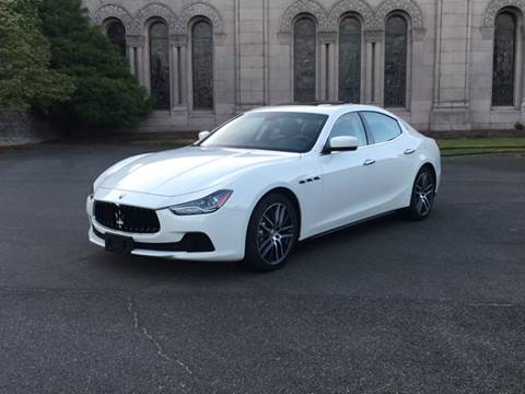 2016 Maserati Ghibli for sale at First Union Auto in Seattle WA