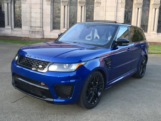 2016 Land Rover Range Rover Sport for sale at First Union Auto in Seattle WA
