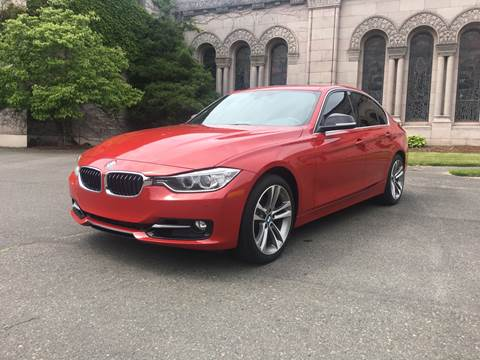2015 BMW 3 Series for sale at First Union Auto in Seattle WA