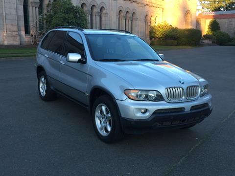 2006 BMW X5 for sale at First Union Auto in Seattle WA