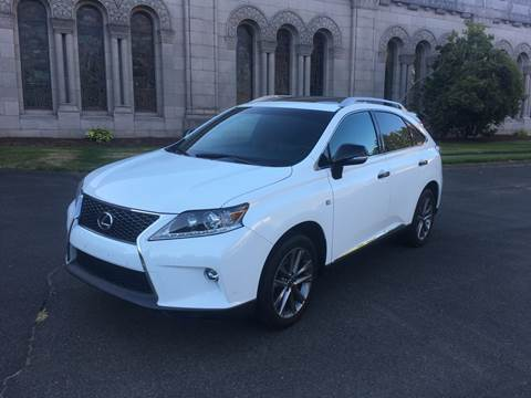 2015 Lexus RX 350 for sale at First Union Auto in Seattle WA