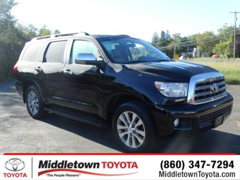 2014 Toyota Sequoia for sale in Middletown, CT