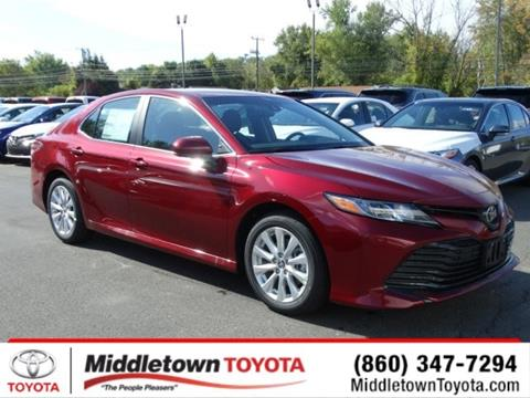 2018 Toyota Camry for sale in Middletown, CT