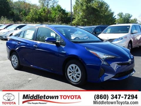 2017 Toyota Prius for sale in Middletown, CT