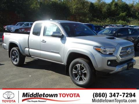 2017 Toyota Tacoma for sale in Middletown, CT