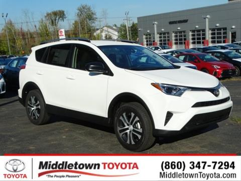 2018 Toyota RAV4 for sale in Middletown, CT