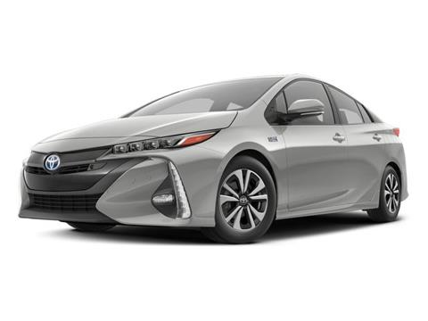2017 Toyota Prius Prime for sale in Middletown, CT