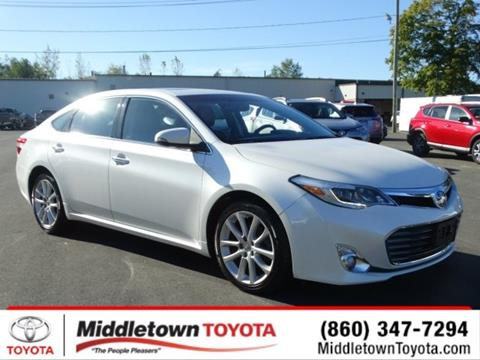 2014 Toyota Avalon for sale in Middletown, CT
