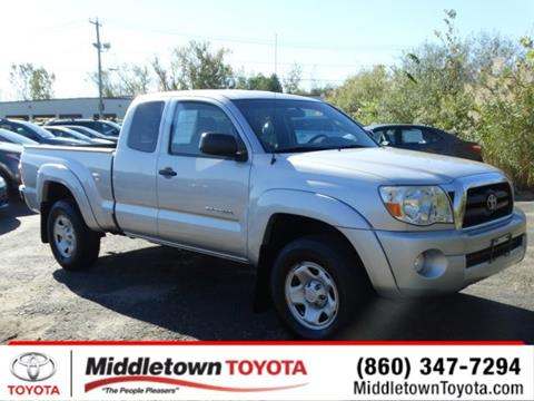 2008 Toyota Tacoma for sale in Middletown, CT