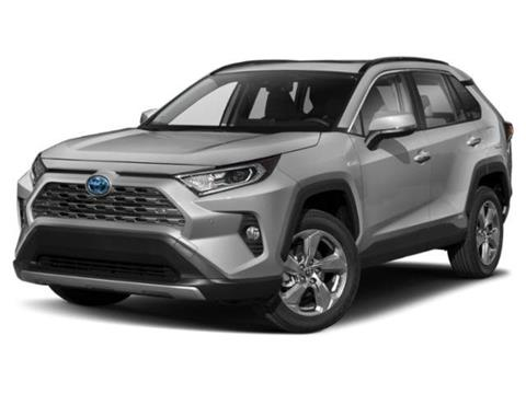 2019 Toyota RAV4 Hybrid for sale in Middletown, CT