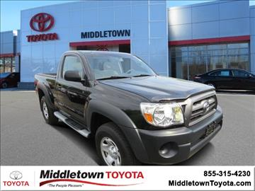 2010 Toyota Tacoma for sale in Middletown, CT