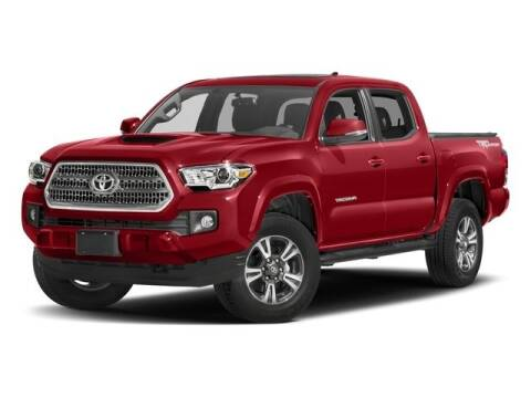 2017 Toyota Tacoma TRD Sport for sale at MIDDLETOWN TOYOTA in Middletown CT