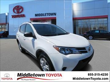 2014 Toyota RAV4 for sale in Middletown, CT
