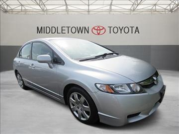 2009 Honda Civic for sale in Middletown, CT