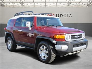 2008 Toyota FJ Cruiser for sale in Middletown, CT