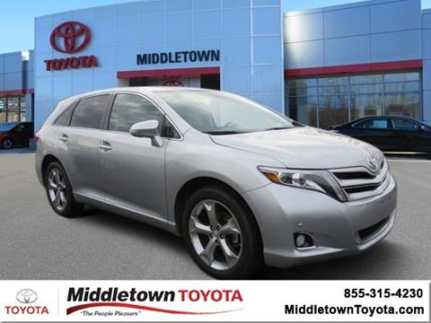 2015 Toyota Venza for sale in Middletown, CT