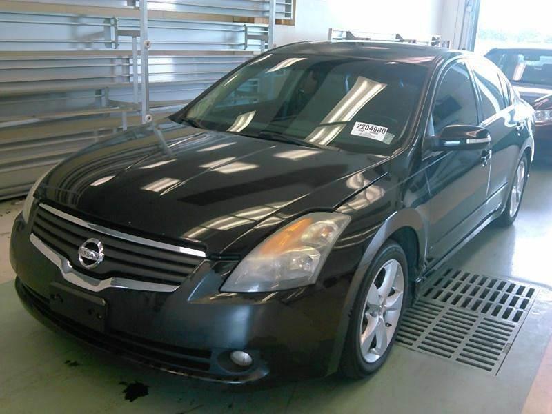 2008 Nissan Altima 2.5 4dr Sedan - Fort Lauderdale FL
