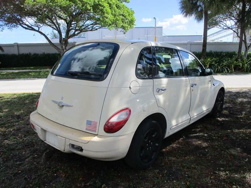 2006 Chrysler PT Cruiser Touring 4dr Wagon - Fort Lauderdale FL