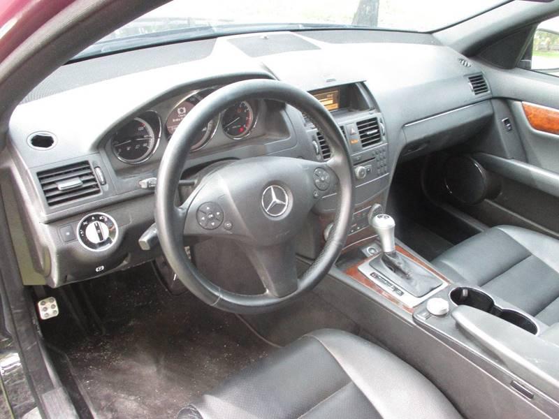 2011 Mercedes-Benz C-Class C 300 Luxury 4dr Sedan - Fort Lauderdale FL