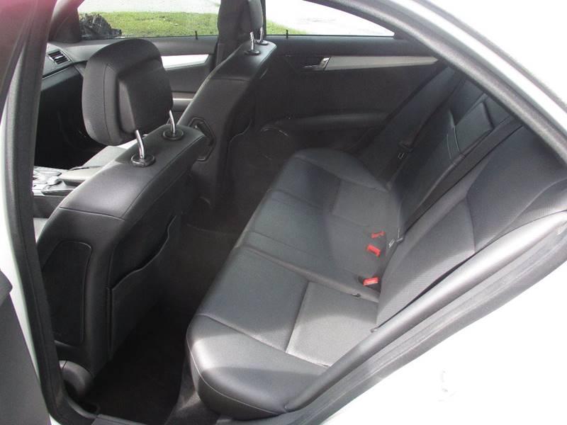 2010 Mercedes-Benz C-Class AWD C 300 Luxury 4MATIC 4dr Sedan - Fort Lauderdale FL
