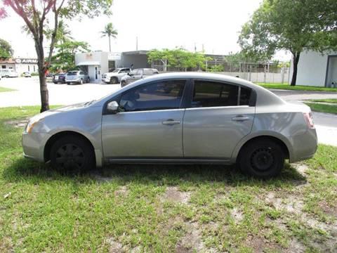 2008 Nissan Sentra