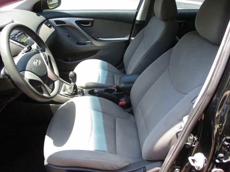 2011 Hyundai Elantra GLS 4dr Sedan - Fort Lauderdale FL