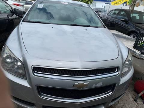 Roadmaster Auto Sales >> Chevrolet Malibu For Sale In North Lauderdale Fl