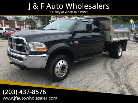 Chassis For Sale in Waterbury, CT - J & F Auto Wholesalers