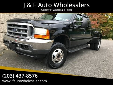 2001 Ford F-350 Super Duty for sale in Waterbury, CT