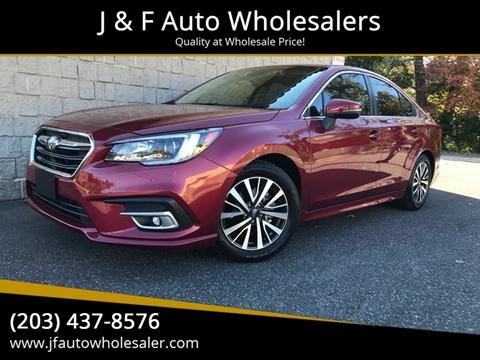 2018 Subaru Legacy for sale in Waterbury, CT