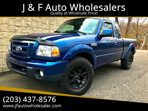 2010 Ford Ranger for sale in Waterbury, CT